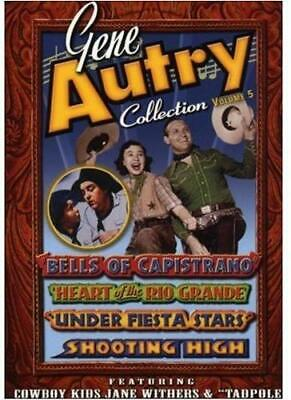 Gene Autry Collection, Cowboy Kids And Jane Withers & Tadpole, Vol5 *USED* • 39.99£