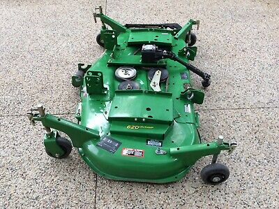 AU1950 • Buy JOHN DEERE SLASHER DRIVE ON TRACTOR MOWER DECK 62D Dromana