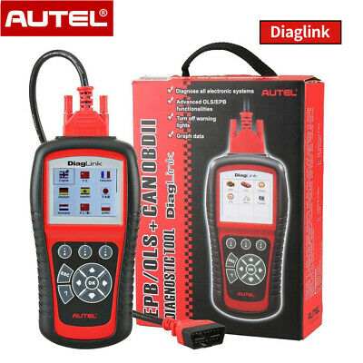 $109 • Buy ALL Systems Diagnostic Scanner ABS SRS EPB OLS Reset Tool For Mercedes-Benz Ford