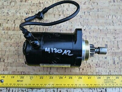 $41.99 • Buy *90 Day Warranty* 0650 Nissan Tohatsu Starter Motor 353760103