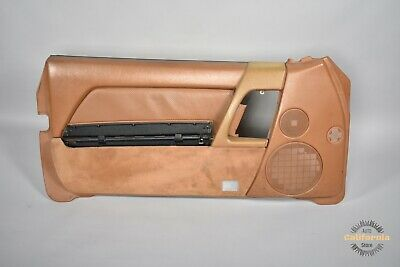 $184.50 • Buy 90-95 Mercedes R129 300SL 500SL Left Driver Side Interior Door Panel Java OEM