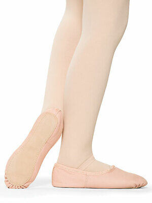 $8 • Buy NEW Ballet Shoes Canvas Split Sole Closeout Prices LOTS Of Sizes & Brands