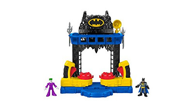 Imaginext FKW12 Battle Bat Cave With Batman And Joker Figures And 4 Additional 3 • 58.67£