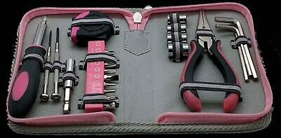 LADIES  Boutique  Tool Kit (Pink) • 23.25£