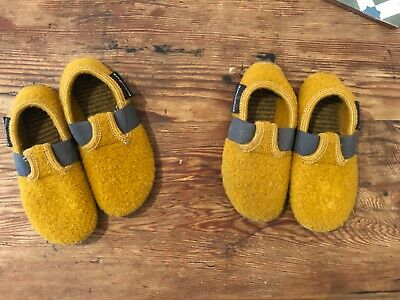 Haflinger Slippers Kids • 8£