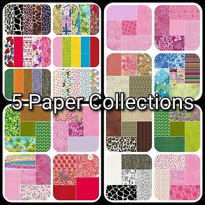 £2.40 • Buy Decopatch Paper, Decoupage Paper Pack, 5 Pieces Of Your Choice **BIG RANGE**