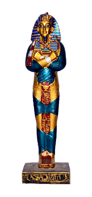£93.06 • Buy  Ancient Egyptian King Tut Sarcophagus Coffin Statue 12 / Made In Egypt
