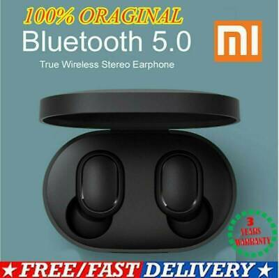$11.89 • Buy For XIAOMI Redmi AIRDOTS WIRELESS EARPHONE W/ CHARGER BOX Bluetooth 5.0 H1B7