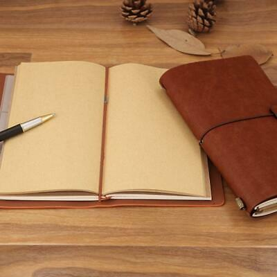 £5.29 • Buy A6 To My Engraved Leather Journal Notebook Travel Diary Gift Craft