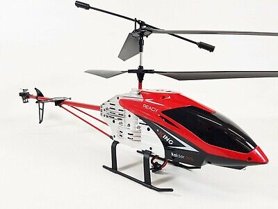 £44.99 • Buy Metal RC Helicopter 2.4 Model 3.5 Volitation Radio Control Gyro Double Horse Toy