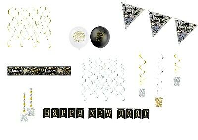 New Years Eve Celebration Party Decorations • 3.95£
