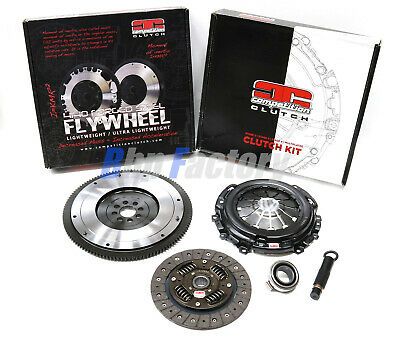 Competition Clutch Honda Civic Ep3 Dc5 Fn2 Type R Stage 2 Kit & Light Flywheel • 539£