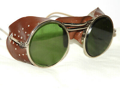 $320 • Buy Vintage New Mint 1930s Willson Sunglasses Safety Glasses Goggles Usa