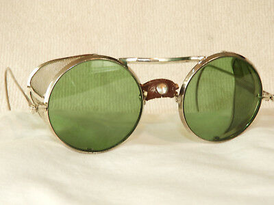 $260 • Buy Vintage New Mint 1930s Willson Sunglasses Safety Glasses Goggles Usa