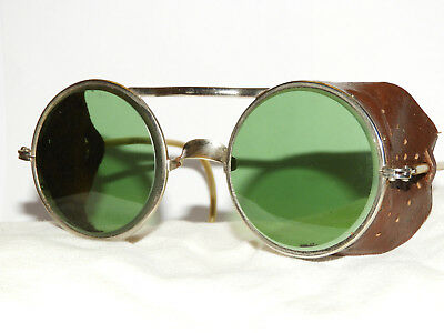 $285 • Buy Vintage New Mint 1930s Willson Sunglasses Safety Glasses Goggles Usa