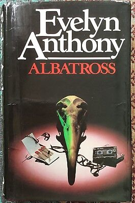 Albatross By Evelyn Anthony Hutchinson 1982 1st Edition • 6.99£