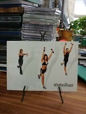 £11.74 • Buy Shakeology The Workouts By Beachbody 2 DVD Set Excellent Used Condition