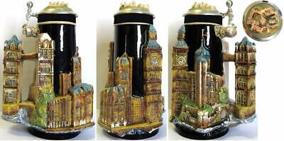 3D-Relief Beer Mug - London- Tower,Big Ben - Germany Tin Lid Limited • 219.90£