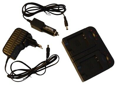 2in1 CHARGER SET FOR Drift Innovation HD170 HD 170 • 15£