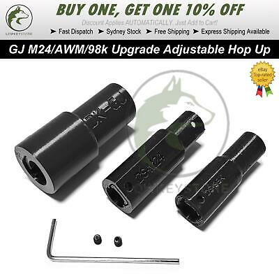 AU19.99 • Buy Upgrade Adjustable Hop Up For GJ M24 AWM 98k Kar Gel Blaster Accessories Parts