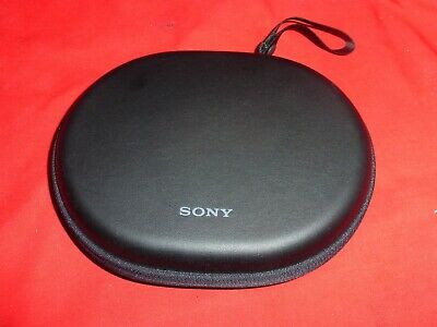$ CDN17.61 • Buy Genuine Sony Hard Carrying Case W/Air Travel Jack For WH-1000XM2 (MDR-1000X)