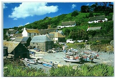£2.10 • Buy Picture Postcard Cadgwith Cornwall