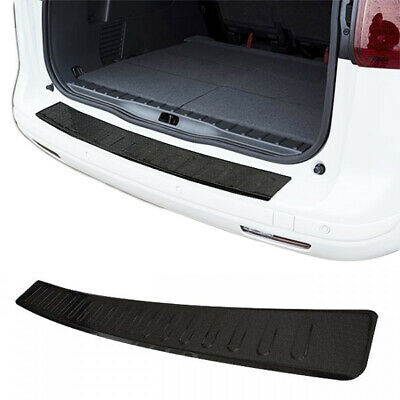 AU134.87 • Buy For Vw Passat B7 Variation Premium Stainless Steel Boot Edge Protector Black
