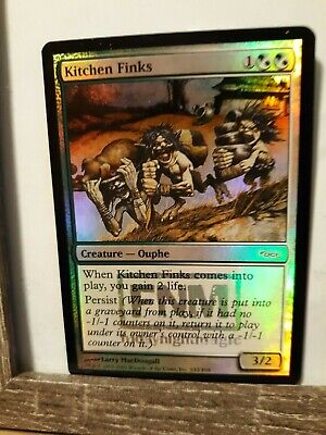 $9 • Buy Magic The Gathering Kitchen Finks FNM Foil Promo M/NM