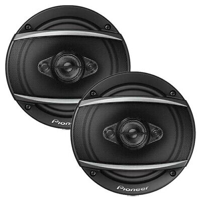AU117.85 • Buy Pioneer TS-A1680F 6.5  4-Way Speakers (AUST STK)