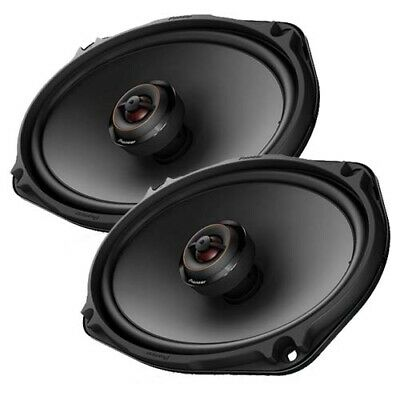 AU232.85 • Buy Pioneer TS-D69F 6x9  2-Way Coaxial Speakers (AUST STOCK)