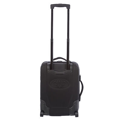 Animal NEW Men's Renna Split Roller 30L Suitcase - Black BNWT • 87.99£