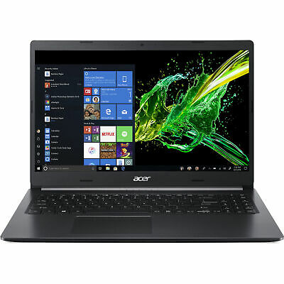 "View Details Acer Aspire 5 - 15.6"" Intel Core I3-8145U 2.10Ghz 4GB Ram 128GB SSD Windows 10 H • 309.99$"