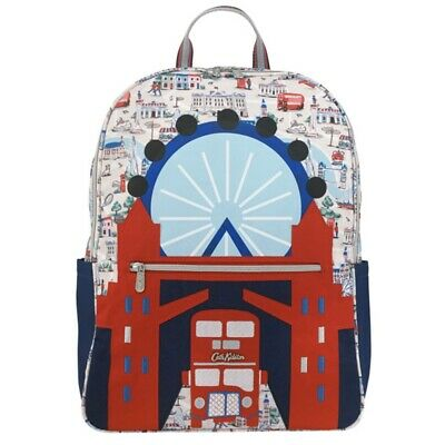 Cath Kidston London Map Novelty Large Backpack. Brand New With Tags. RRP £55. • 40£