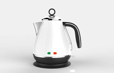 AU59.99 • Buy Vintage Electric Kettle White 1.7L Stainless Steel Auto OFF 2200W Not Delonghi