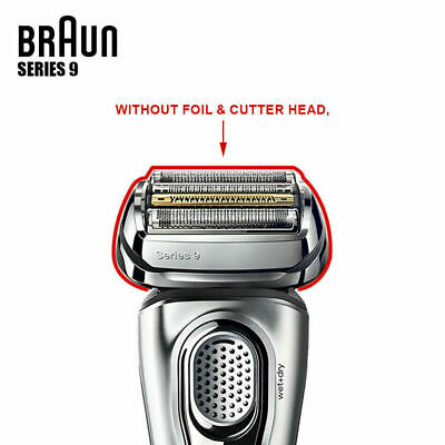 AU224.99 • Buy Braun 9290CC Series 9  Rechargeable Electric Shaver Silver W/ CHARGER