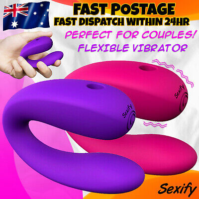 AU27.95 • Buy Beginners Couples Vibe G-Spot Wearable Clit Vibrator Vibrating Massager Sex Toy