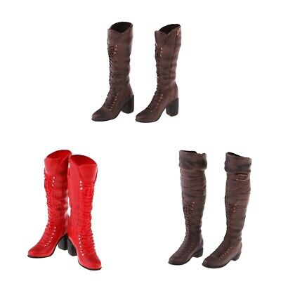 $10.84 • Buy 1/6 Female Shoes Boots For TTL Enterbay    , DML BBI DID, HT