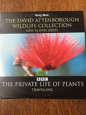 David Attenborough. The Private Life Of Plants. Travelling • 1£
