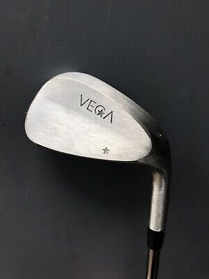 NEW Vega Forged Tour Issue RAW 52 Degree Wedge With UST PROTOTYPE SHAFT • 99$