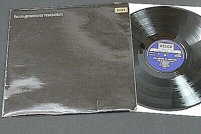 £160 • Buy Genesis. From Genesis To Revelation. Boxed. Decca Stereo. Ab Fab Condition!!!