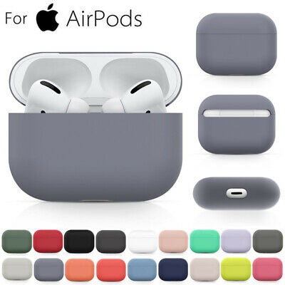$ CDN3.69 • Buy For Apple Airpods Pro Soft Silicone Ultra Thin Charging Case Protector TPU Cover