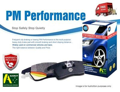 AU30.60 • Buy FOR FORD Escape ZC ZD 06-12 FRONT Disc Performance Brake Pad DB1821, Check Image