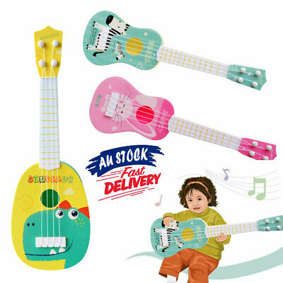 AU15.95 • Buy Guitar Toy Musical Instrument For Kids Classical Beginner Ukulele Educational AU
