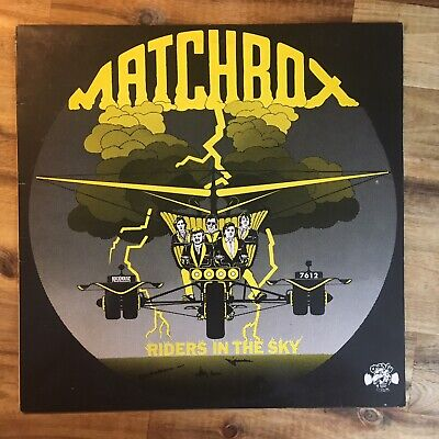 Matchbox - Riders In The Sky Lp 1976 ) • 10£