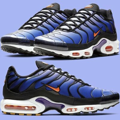 $59.99 • Buy Nike Air Max Plus OG Voltage Purple Men's Shoes Sneakers - New With Box