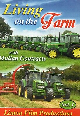 £16.99 • Buy Living On The Farm With Mullan Contracts Vol. 1 DVD