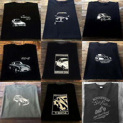 T Shirt Sample Sale Various Designs Cars Transport • 9.99£