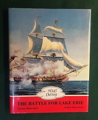 The Battle For Lake Erie By Thomas And Robert Malcomson • 19.99$