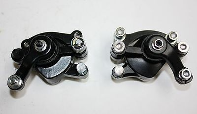 AU20.99 • Buy Front + Rear Disc Brake Calipers+Pads 49cc Mini PIT Dirt Quad Pocket Rocket Bike