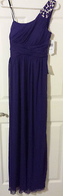 AU10.64 • Buy Way In Clothing CO. Beaded Purple Dress-Dance-Special Occasion Nordstroms,Size 5